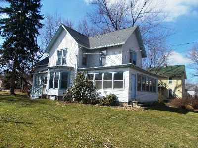 Brocton Single Family Home For Sale: 14 Pullman Street