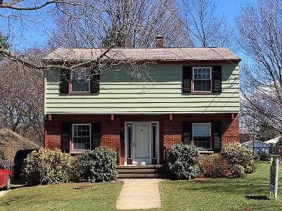 Westfield Single Family Home For Sale: 123 Elm Street