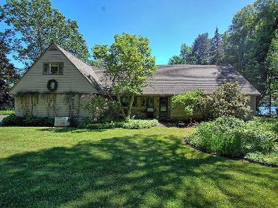Ashville, Bemus Point, Celoron, Dewittville, Greenhurst, Jamestown, Lakewood, Maple Springs, Mayville, Panama, Findley Lake, Chautauqua Institution, Clymer Lake/Water For Sale: 4371 Lakeside Drive