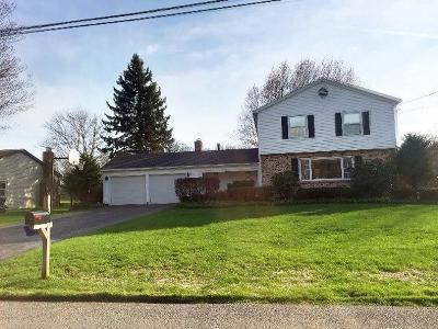 Fredonia Single Family Home For Sale: 14 University Park