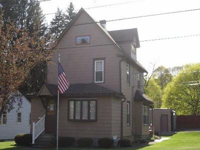 Ashville, Busti, Falconer, Frewsburg, Gerry, Jamestown, Lakewood Single Family Home For Sale: 35 Hotchkiss Street