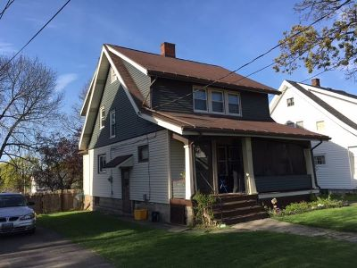 Jamestown NY Single Family Home For Sale: $59,500