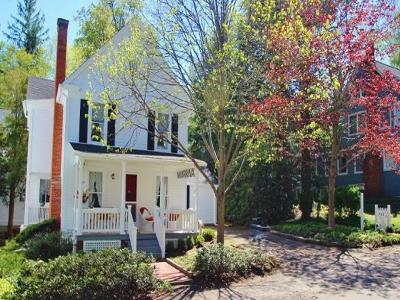 Chautauqua Institution Single Family Home For Sale: 7 Haven