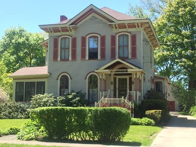 Single Family Home For Sale: 36 Central Avenue