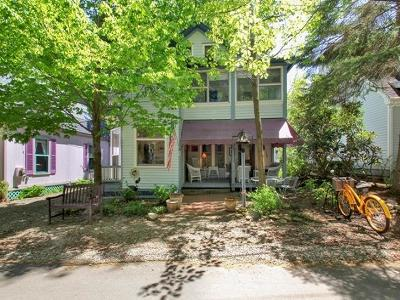 Chautauqua Institution Single Family Home For Sale: 43 Cookman Ave.