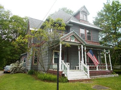 Cassadaga Multi Family Home For Sale: 121 Maple Ave.