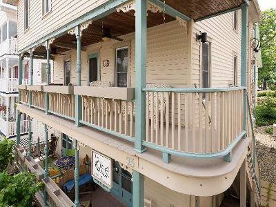 Chautauqua Institution Condo/Townhouse For Sale: 23 Waugh Avenue #3a #3A