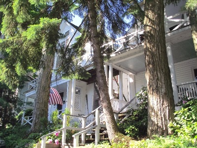 Chautauqua Institution Single Family Home For Sale: 10 S. Terrace Ave.