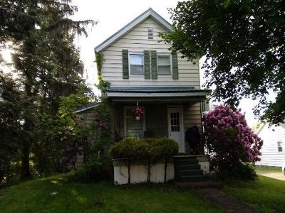 Bemus Point Single Family Home For Sale: 18 Alburtus