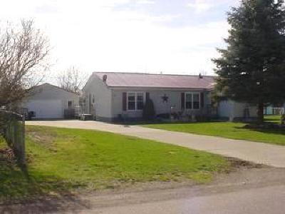 Brocton Single Family Home For Sale: 13 School Street