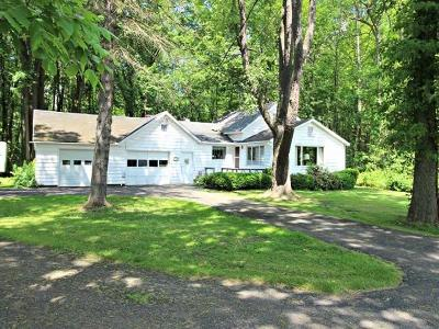Mayville Single Family Home For Sale: 5345 W. Lake Rd.