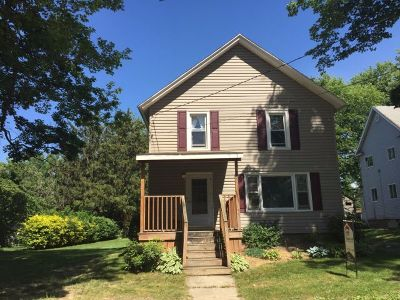 Brocton Single Family Home For Sale: 33 Fay Street