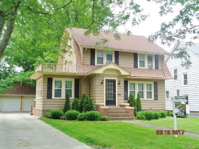 Dunkirk Single Family Home For Sale: 829 Washington Ave.