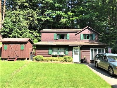 Jamestown NY Single Family Home For Sale: $73,000