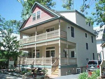 Chautauqua Institution Condo/Townhouse For Sale: 46 Peck #C
