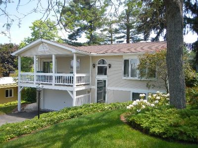 Chautauqua Institution Single Family Home For Sale: 3 Maple Ave