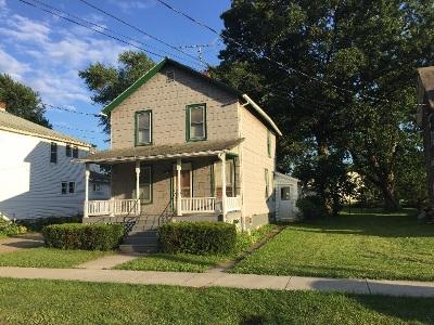 Brocton Single Family Home For Sale: 66 Kinney Street