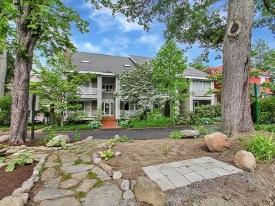 Chautauqua Institution Condo/Townhouse For Sale: 4-8 Morris Avenue #1A