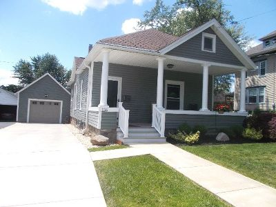Mayville Single Family Home For Sale: 155 South Erie Street
