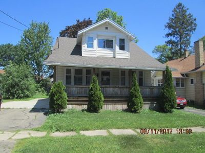 Silver Creek Single Family Home For Sale: 4 Rix Pl.