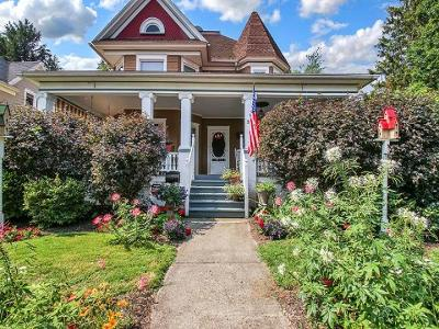 Fredonia Single Family Home For Sale: 33 Hamlet