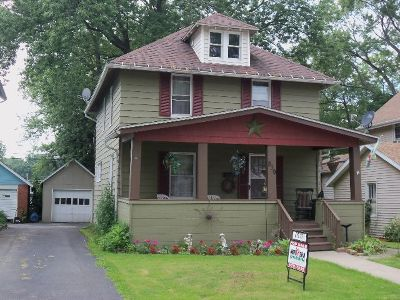 Dunkirk Single Family Home For Sale: 519 McKinley Ave.