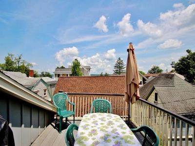 Chautauqua Institution Condo/Townhouse For Sale: 17 Miller #B