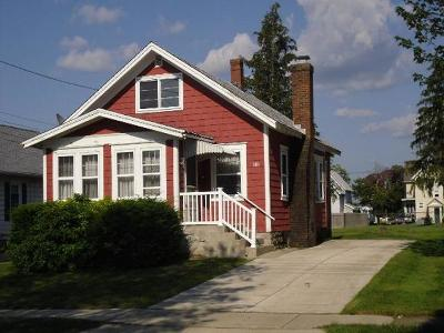 Jamestown NY Single Family Home For Sale: $44,000