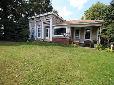 Mayville Single Family Home For Sale: 6147 Plank Road