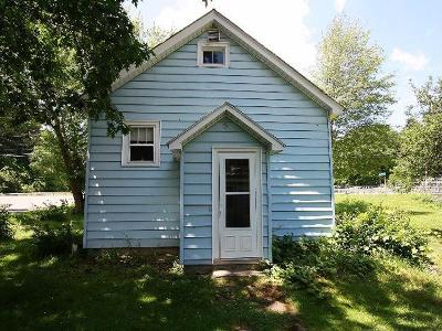 Mayville Single Family Home For Sale: 6600 Elmwood Ave.