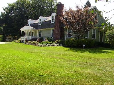 Fredonia Single Family Home For Sale: 297 Central