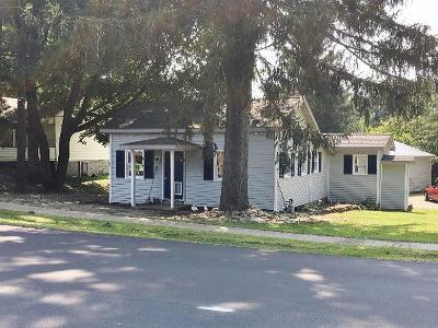 Sinclairville Single Family Home For Sale: 2 Main St