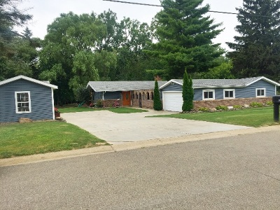 Dunkirk Single Family Home For Sale: 77 Seel Acres