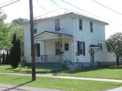 Dunkirk Single Family Home For Sale: 9 Fairview Avenue