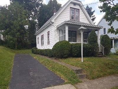 Jamestown NY Single Family Home For Sale: $51,500
