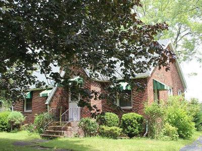 Dunkirk Single Family Home For Sale: 10756 Bennett Road