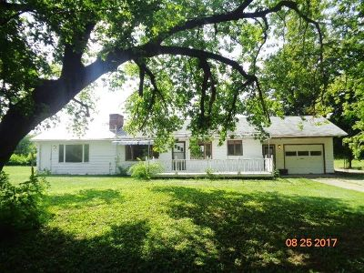Single Family Home For Sale: 10523 Newell Rd.
