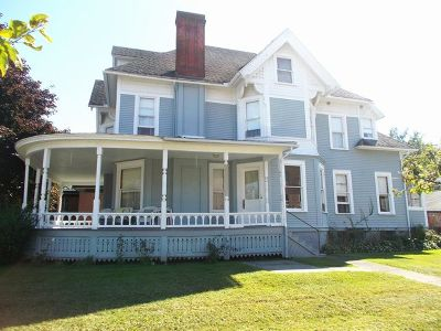 Dunkirk Single Family Home For Sale: 603 Central Avenue