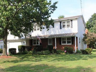 Fredonia Single Family Home For Sale: 17 University Park