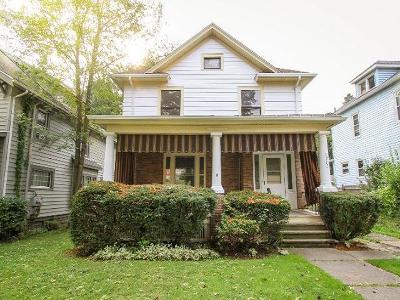 Ashville, Busti, Falconer, Frewsburg, Gerry, Jamestown, Lakewood Single Family Home For Sale: 1217 Prendergast Ave