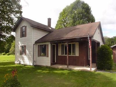 Jamestown Single Family Home For Sale: 1220 Norby Rd