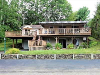 Chautauqua County Lake/Water For Sale: 4386 Canterbury