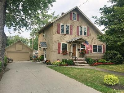 Dunkirk Single Family Home For Sale: 120 West Seventh Street