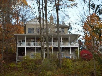 Bemus Point Lake/Water For Sale: 7 Summit Park Dr