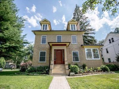 Jamestown Single Family Home For Sale: 627 Fairmount Ave