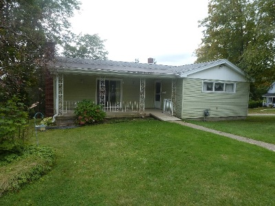 Mayville Single Family Home For Sale: 1 Oak St