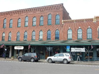 Sherman Commercial For Sale: 111 West Main