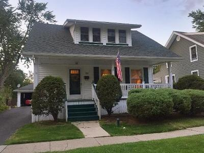 Dunkirk Single Family Home For Sale: 22 West Green Street