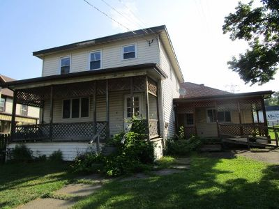 Silver Creek Multi Family Home For Sale: 17 Lake