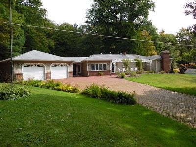 Bemus Point Single Family Home For Sale: 3584 Belleview Rd